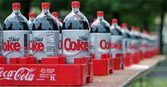 Holy BULLSHIT, batman! Coke is blatantly lying in new ad reassuring drinkers Aspartame is safe.