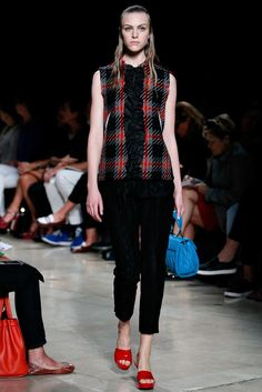 Miu Miu Spring 2015 Ready-to-Wear - Collection - Gallery - Look 15 - Style.com
