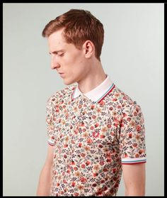 Fred Perry by Liberty