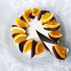 Kávés-narancsos torta Minion, Orange, Fruit, Food, Essen, Minions, Meals, Yemek, Eten