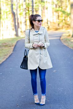 Living in Chicago, there is no shortage of coats in my closet. I can usually justify needing a new coatwhen a new season rolls around, but sometimes they can be an investment so finding a new coat at a great...