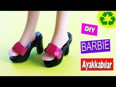 Barbie Bebek Eşya Yapımı Ayakkabı Kutusundan Köşe Koltuk Yapımı Sofa out of shoes box - YouTube