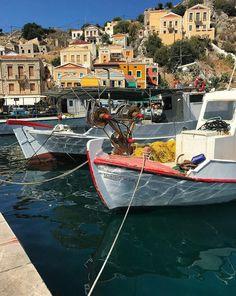 Symi island / Greece