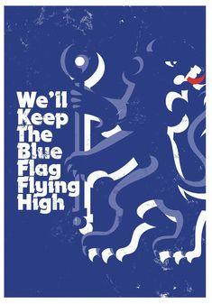 Chelsea Fc Wallpaper, Blue Flag, Sports Images, Black Panther, Blues, Soccer, Football, Phone, Futbol