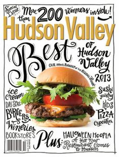 best of the hudson valley 2013 cover #bestof                              …