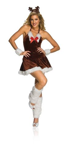 *Dress *Headband *Cuffs and Leg Warmers *Brand New                                                                                                                                                     More