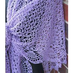 Lilac Dreams | Today's Feature On CrochetSquare.com