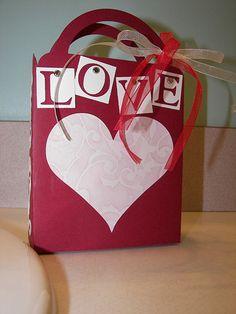Valentine's Day Gifts   Valentine's Day gift bag