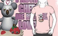 Pastry Chefs are better lovers from valxart.com by Valxart Click to see Valxart on redbubble.com/people/valxart