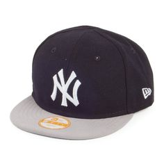 73961f9486c New Era Baby 9FIFTY New York Yankees Snapback Cap - Navy-Grey