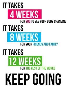 Keep Going - Encouraging