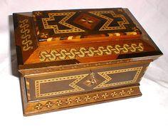 vintage jewelry box - Google Search