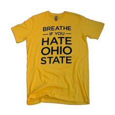 Love this Shirt! Go Blue!