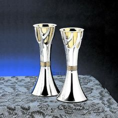 Bat Mitzvah Gifts - http://www.bmmagazine.com/home/bat-mitzvah/bat-mitzvah-gifts - Shabbat Candlesticks - Google Search