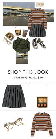 My way or the highway by sborshevsky on Polyvore featuring мода, Monki, River Island, Retrò, French Toast, Areaware and Converse
