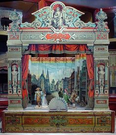 Toy-Theatre by derbymuseums, via Flickr  http://flickrhivemind.net/Tags/toytheatre/Interesting
