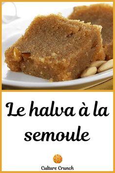 Desserts With Biscuits, Cookie Desserts, Cake Roll Recipes, Dessert Recipes, Halva Recipe, Semolina Cake, Algerian Recipes, Classic Desserts, Fondant Cakes