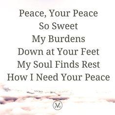 #advent #peace #vineyardmusic #worship