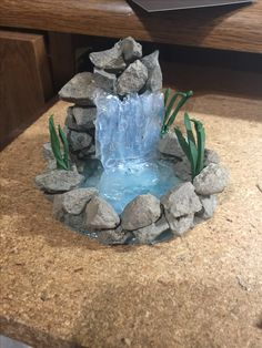 If you are looking for Miniature Fairy Garden Ideas, You come to the right place. Below are the Miniature Fairy Garden Ideas. This post about Miniature Fair. Mini Fairy Garden, Fairy Garden Houses, Diy Garden, Gnome Garden, Garden Crafts, Garden Art, Garden Ideas, Fairies Garden, Garden Design