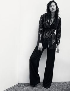 Mona Matsuoka | BLVD Magazine Dezembro 2016 | Editoriais - Revistas de Moda