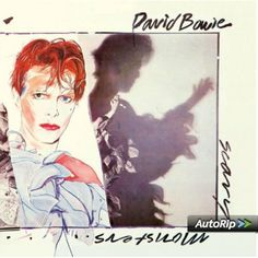 Scary Monsters: David Bowie (1980)