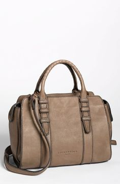 Nordstrom Anniversary Sale, July 2013:  Liebeskind, 'Marilyn Botalato' Satchel, Medium, Akazie, Sale: $165.90, After Sale: $248.00, Item #652596