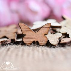 100 Wood Butterfly Confetti - Rustic Wedding Decor - Table Confetti & Charms - Wedding Invitations sold by ConfettiBasket. Shop more products from ConfettiBasket on Storenvy, the home of independent small businesses all over the world. Rustic Wedding Reception, Rustic Wedding Centerpieces, Wedding Decorations, Table Decorations, Wedding Cards, Wedding Invitations, Wood Butterfly, Table Confetti, Mason Jar Centerpieces