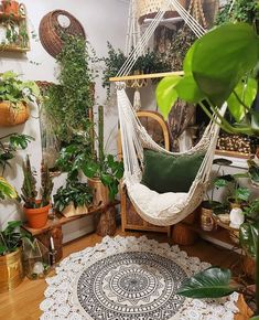 Inspirational ideas about Interior Interior Design and Home Decorating Style for Living Room Bedroom Kitchen and the entire home. Curated selection of home decor products. Room With Plants, Plant Rooms, House Plants Decor, Plant Decor, Indie Room, Cute Room Decor, Aesthetic Room Decor, Boho Aesthetic, Room Ideas Bedroom