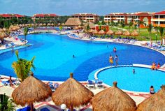 Grand Bahia Principe Coba - All-Inclusive best resort ive ever been to! Love it! Miss it! Good memories