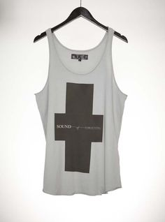 Sound of Forgetting Singlet Rhodium #singlet #top #sound #forgetting #rhodium #fashion #lessismore #buy