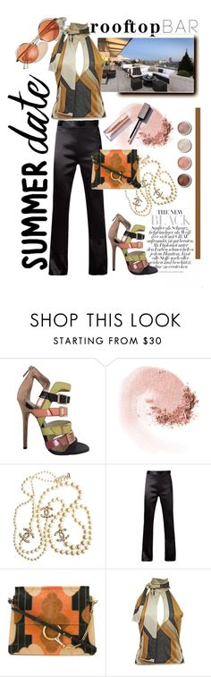 """""""Summer Date"""" by felicia-mcdonnell on Polyvore featuring Jimmy Choo, NARS Cosmetics, Chanel, Vivienne Westwood, Chloé, Tom Ford and Terre Mère"""