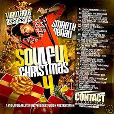 DJ Smooth Denali - A Soulful Christmas #4 Mixed CD