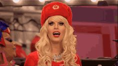 Katya gives me LIFE!