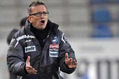 Vor dem Spiel in Heidenheim: Arminia-Trainer Meier sucht den richtigen Wachmacher +++  Kanonenschläge in der Kabine?