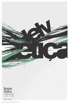 Helvetica is #1 http://www.100besttypefaces.com/1_Helvetica.html#a1