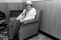 Chester Simpson: John Lydon relaxing at a SF, CA Radio Station while on tour with Public Image Ltd 1980.