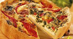 Voir la recette de la Quiche aux (restes de) fromages >>