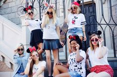 Weekend Getaways, Girl Trips, Ideas, vacation, Disney World, Disneyland, Disney Vacations, Disney Style, What to wear to Disney, How to Pack for Disney, Mouse Ears, Disney Style, Dressed in Disney, Disneybound, Mickey Mouse, Minnie Mouse, Alice in Wonderland, Magic Kindgom, Disney Jewelry