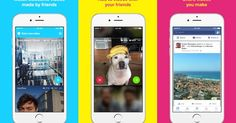 Facebook Riff is a collaborative video project app • Load the Game