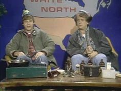 Great White North: Mouse in a bottle. Take off eh! Here's another thing Canada has given to the world. SCTV's Bob and Doug Mackenzie have a tip on how to get a free case of beer. Makes me feel proud to be Canadian eh? I Am Canadian, Canadian Girls, Canadian Stereotypes, American Beer, Funny As Hell, Stupid Funny, Hilarious, The Great White, O Canada