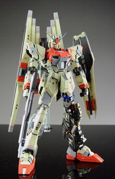 MG 1/100 Nu Gundam Ver. Ka. - beautiful inner frame