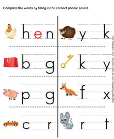 Printables Phonic Worksheets pinterest the worlds catalog of ideas phonic worksheets google search