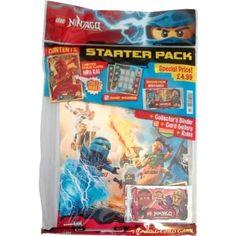 Lego Ninjago Trading Card Game : Starter Pack
