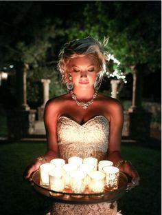 Gorgeous wedding photo