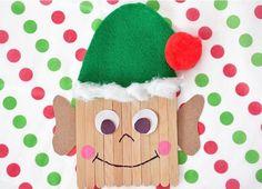 Festive holiday crafts