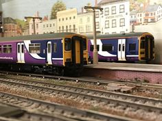 If Inglenook South was Inglenook North. Guest traction 150204 and 158791 visit.