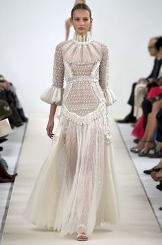 Valentino Unveils Exclusive Haute Couture Collection in New York 2015