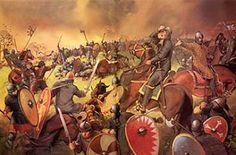 BELLUMARTIS HISTORIA MILITAR: GUILLERMO EL CONQUISTADOR EN LA BATALLA DE HASTINGS. 1066