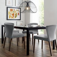 Cosmo Pendant in Chandeliers & Pendants | Crate and Barrel, dining room?