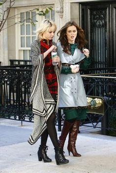 Fashion as seen in Gossip girl Watch Gossip Girl, Gossip Girl Fashion, Fashion Tv, Autumn Fashion, Fashion Outfits, Gossip Girls, Fashion 2016, Gossip Girl Dresses, Blair Waldorf Style